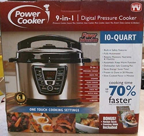 Power Pressure Cooker XL  product image 7