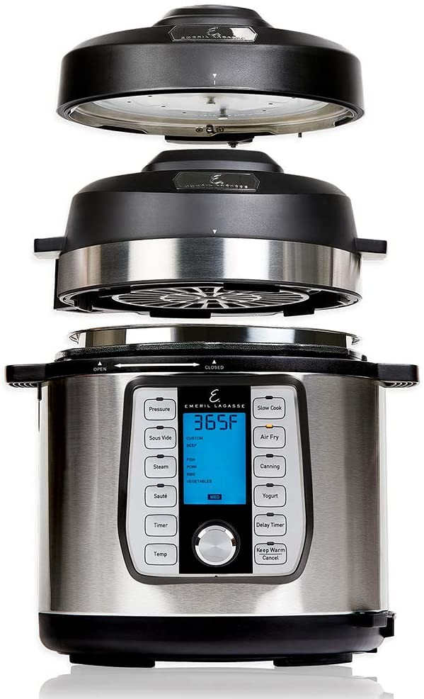 Emeril Everyday 8 QT With Accessories product image 3