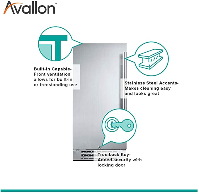 Avallon AFR151SSLH product image 11