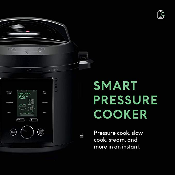 CHEF iQ Multi-Functional Smart Pressure Cooker product image 2