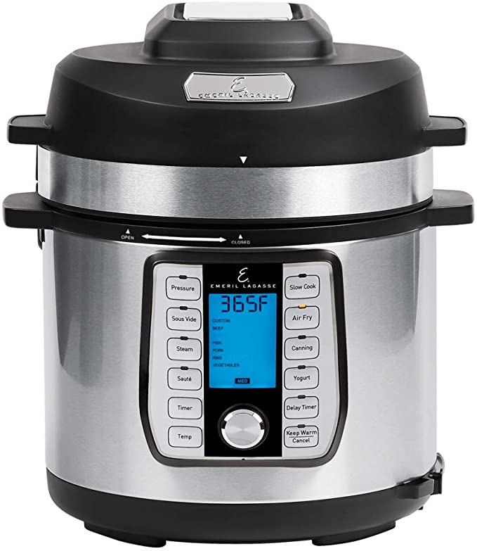 Emeril Everyday 8 QT With Accessories product image 1