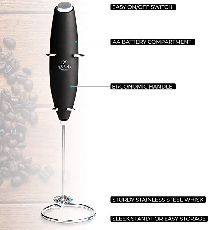 Zulay Kitchen Classic Milk Boss Frother product image 5
