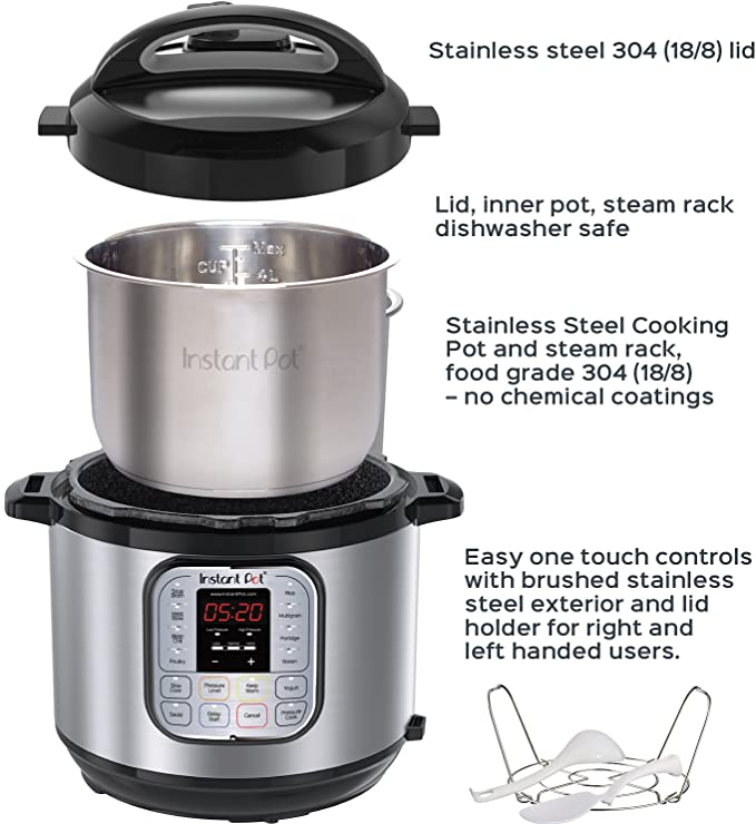 Instant Pot IP-DUO50 product image 4