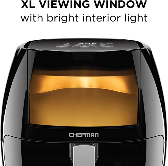 Chefman TurboFry Touch 8 Quart Air Fryer product image 10