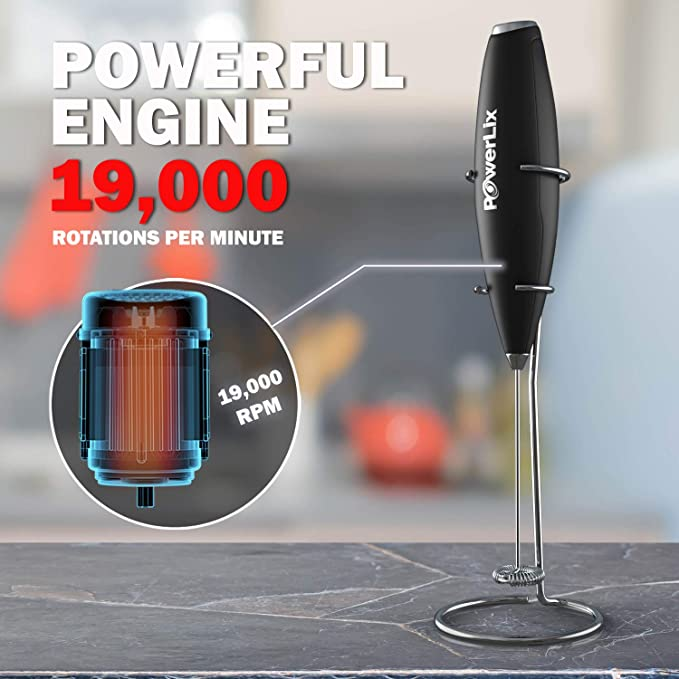 POWERLIX Milk Frother 19000 RPM product image 3