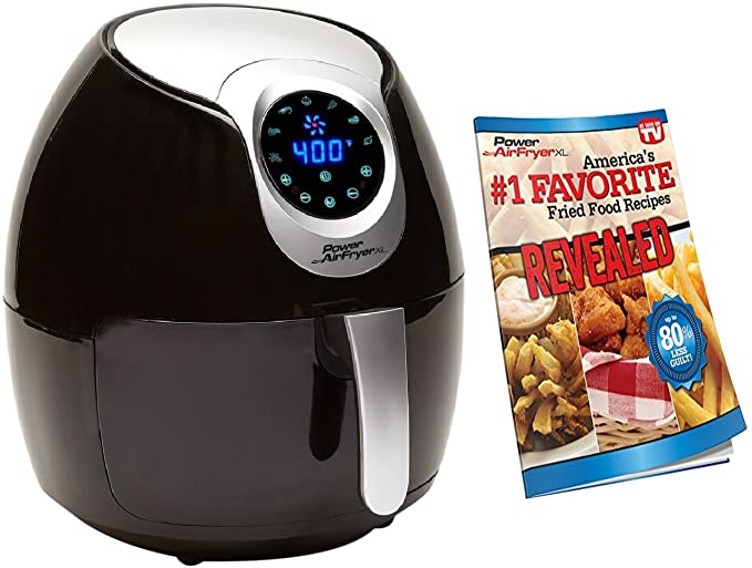 Power AirFryer XL 3.4 Black product image 5