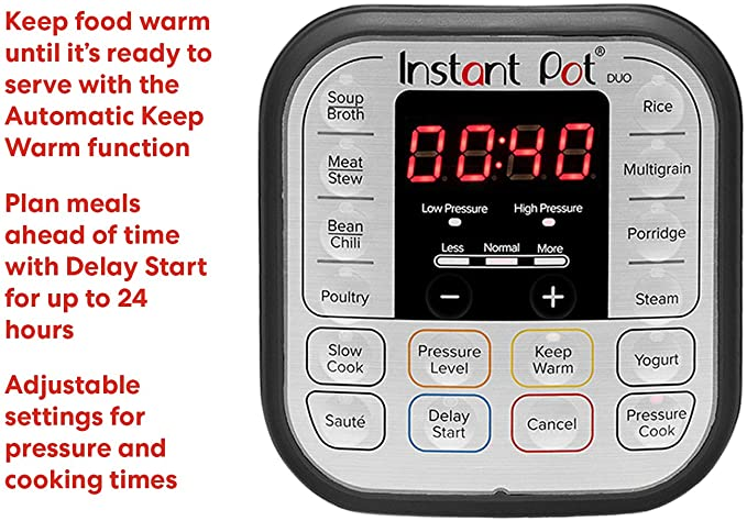 Instant Pot IP-DUO60 product image 2