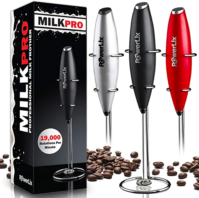 POWERLIX Milk Frother 19000 RPM product image 1