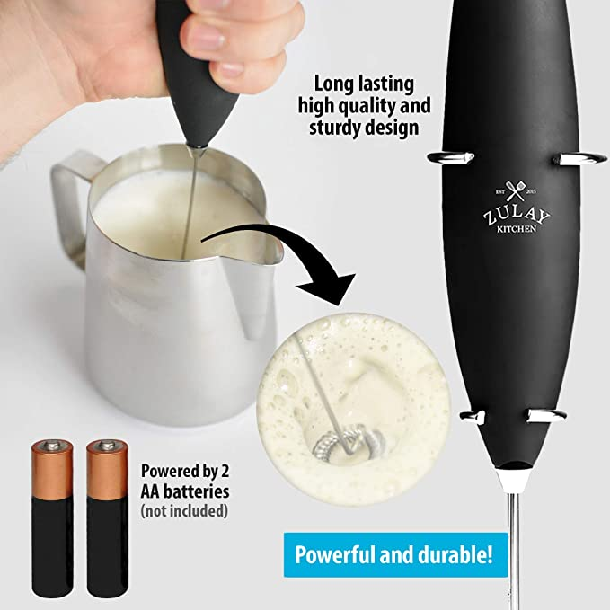 Zulay Kitchen Classic Milk Boss Frother product image 6