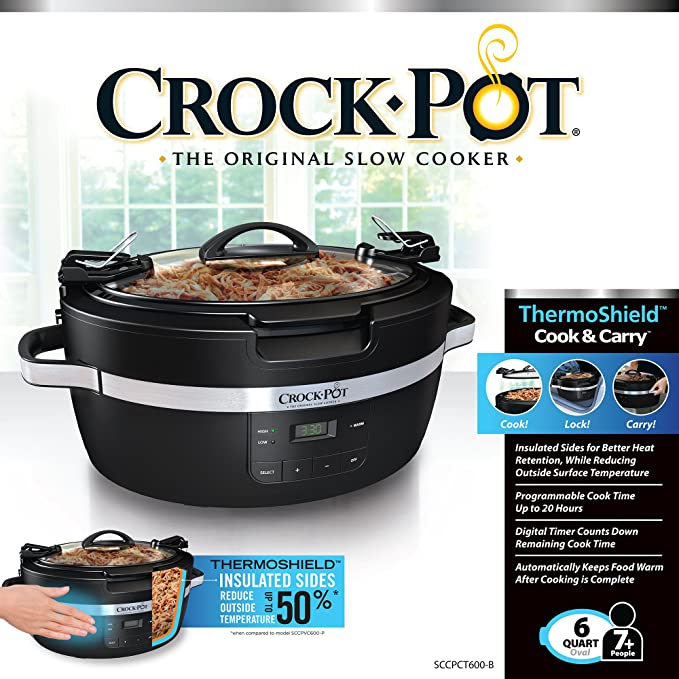 Crock-Pot Thermoshield Slow Cooker product image 2