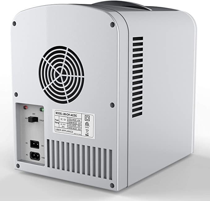 Uber Appliance UB-CH1-SILVER product image 11
