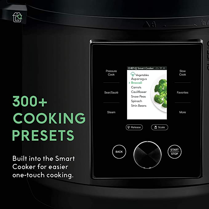 CHEF iQ Multi-Functional Smart Pressure Cooker product image 4