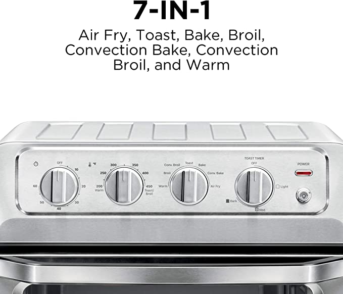 Chefman 20L Air Fryer Toaster Oven, product image 7
