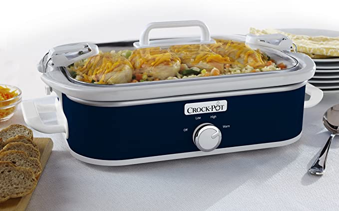 Crock-Pot SCCPCCM350-BL product image 5