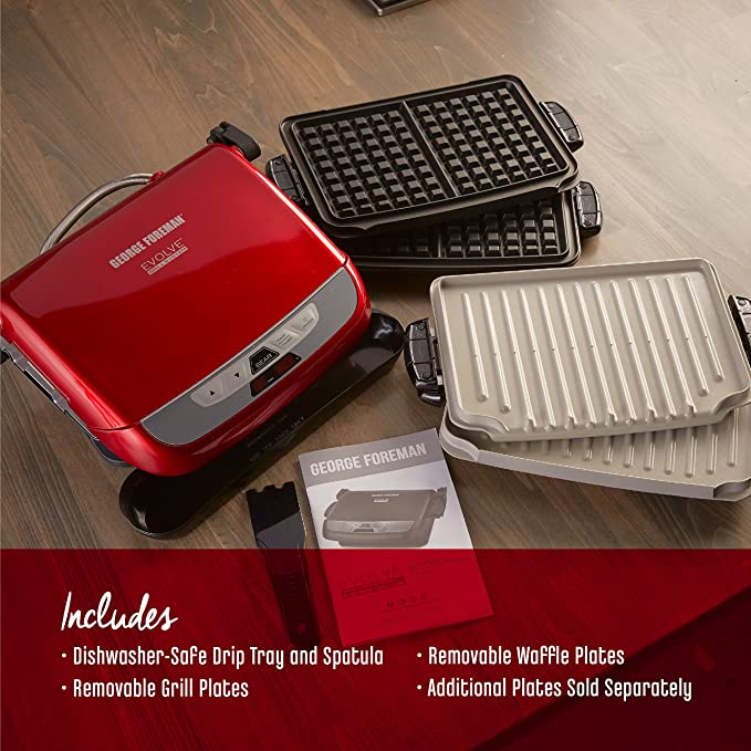George Foreman GRP4842R product image 10